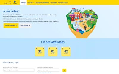 Coliving Le PATIO – Votez pour #Monidéefab